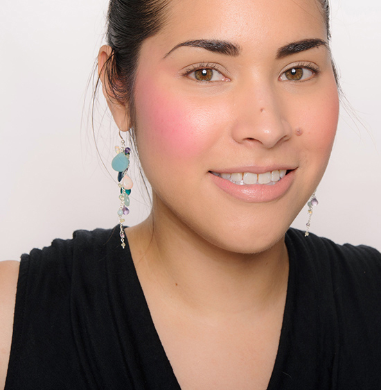 Make Up For Ever ME910 Electric Magenta Artist Shadow (Blush)