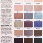 theBalm Balmsai Makeup Palette