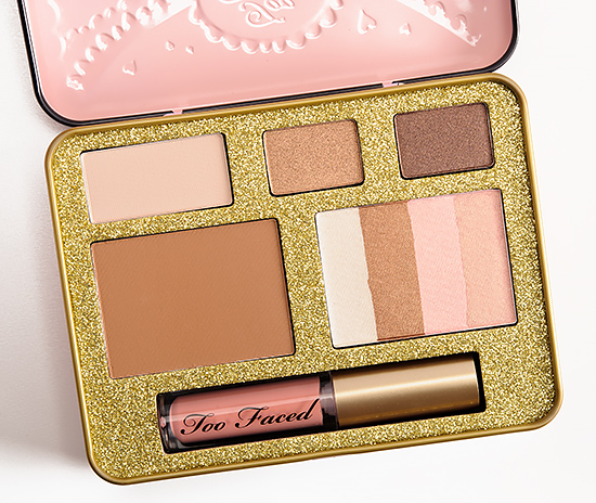 Too Faced Beauty Wishes & Sweet Kisses Palette