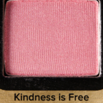Too Faced Kindness is Free Eyeshadow