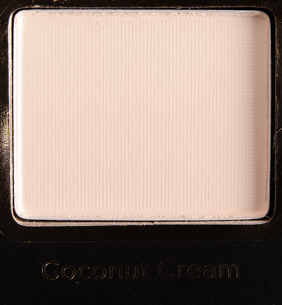 Too Faced Coconut Cream Eyeshadow