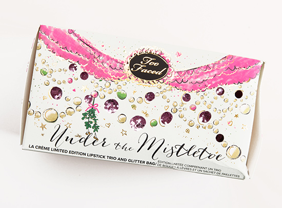 Too Faced Under the Mistletoe Set