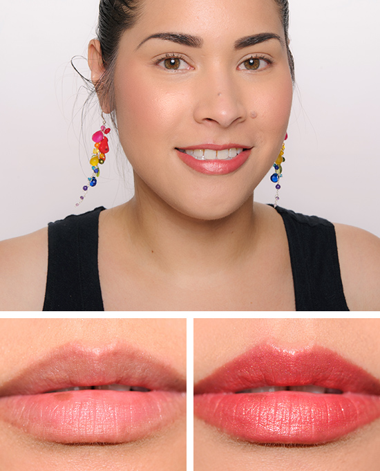 Too Faced Shimmering Spice Spice Baby La Creme Lip Cream