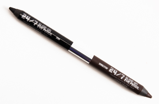 Urban Decay Zero + Demolition 24/7 Glide-On Eye Double-Ended Pencil