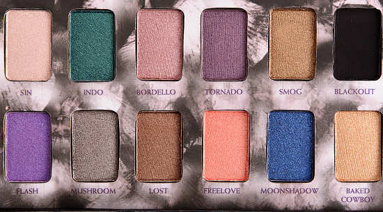 Urban Decay Shadow Box Eyeshadow Palette