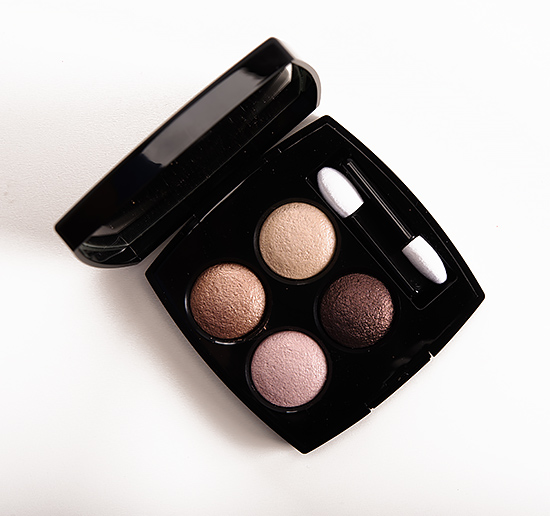Chanel Poesie (234) Les 4 Ombres Multi-Effect Quadra Eyeshadow