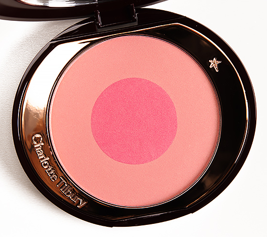 Charlotte Tilbury Love is the Drug Cheek to Chic Blusher