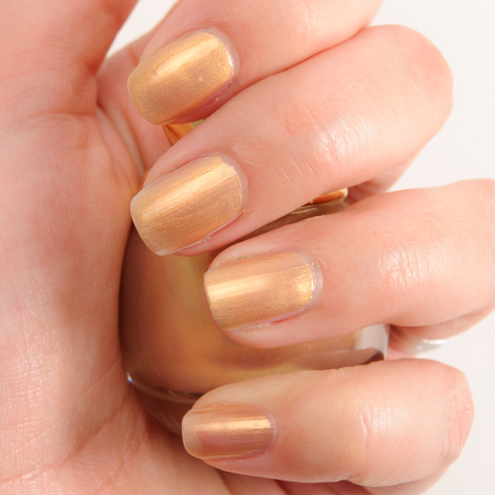 Dior Gold Equinoxe (241) Diorific Vernis Nail Enamel