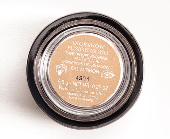 Dior Mirror (621) Fusion Mono Long-Wear Eyeshadow