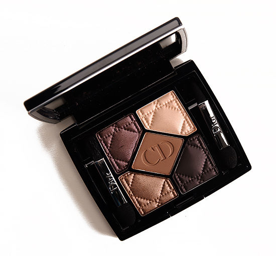 Dior Cuir Cannage (796) 5 Couleurs Eyeshadow Palette