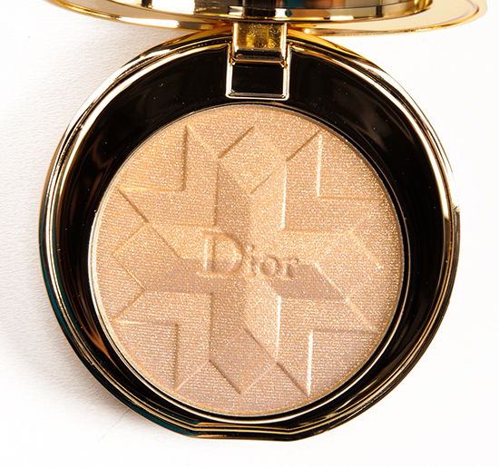 Dior Gold Shock (001) Diorific Illuminating Pressed Powder