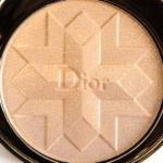 Dior Gold Shock (001) Diorific Illuminating Pressed Powder