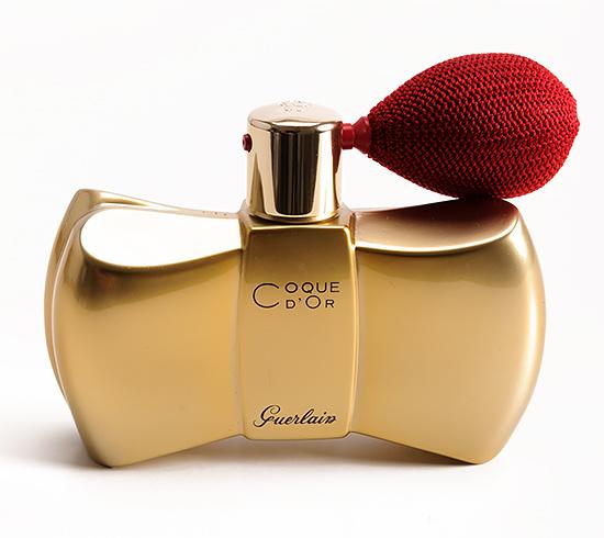 Guerlain Coque d'Or Perfumed Shimmer Powder