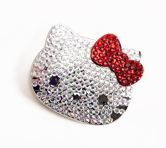 Hello Kitty Ruby Compact Mirror