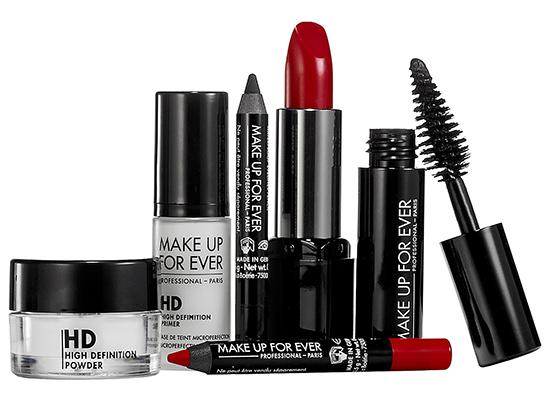 Make Up For Ever Holiday 2014 Sets & Kits