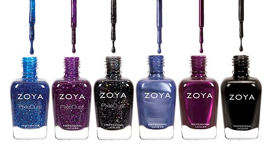 Zoya Wishes Collection for Holiday 2014