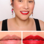 KVD Beauty Hexagram Studded Kiss Lipstick