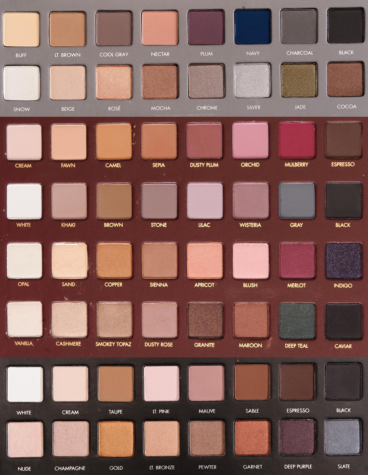 Lorac Pro To Go Professional Eye Collection Review: LORAC Mega Pro Palette Review, Photos, Swatches