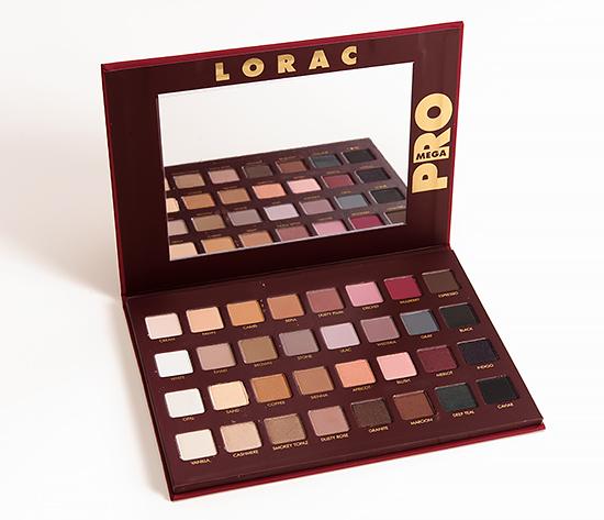 LORAC Mega Pro Palette