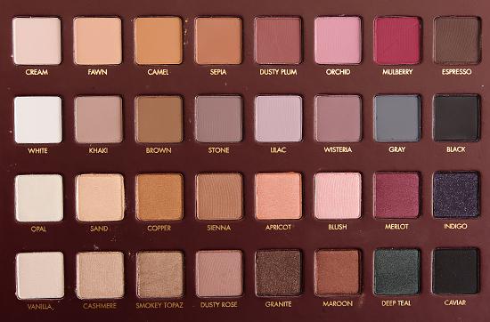 lorac mega pro palette review photos swatches