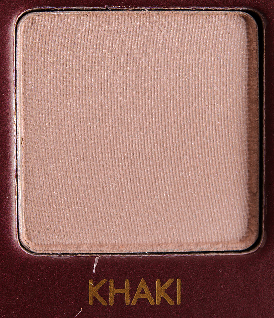 LORAC Khaki Eyeshadow