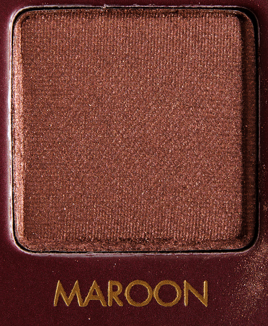 LORAC Maroon Eyeshadow