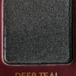 LORAC Deep Teal Eyeshadow