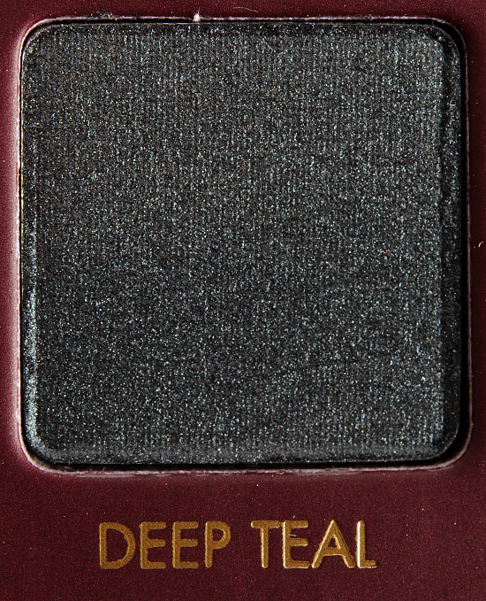LORAC Deep Teal Eyeshadow