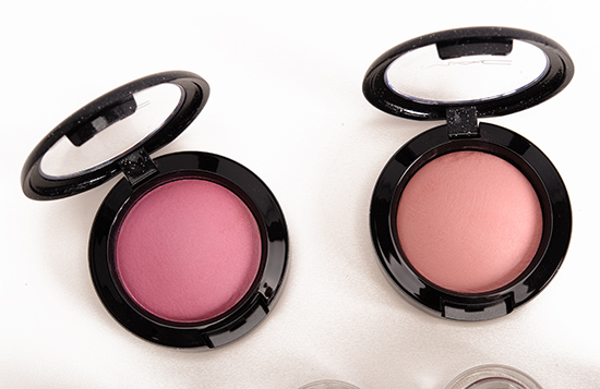 MAC Heirloom Mix Mineralize Blushes