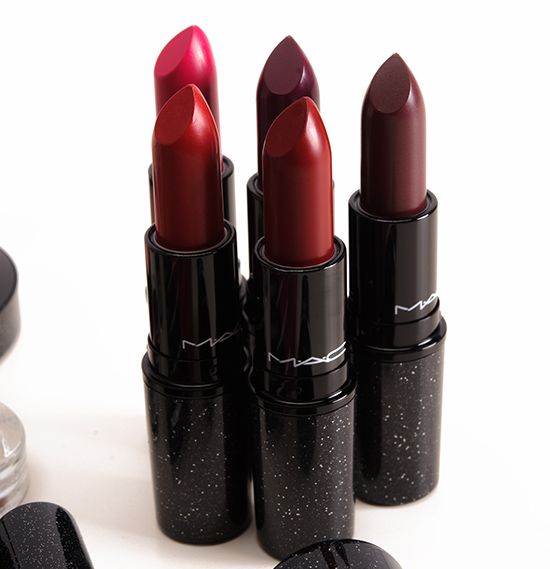 MAC Heirloom Mix Lipsticks