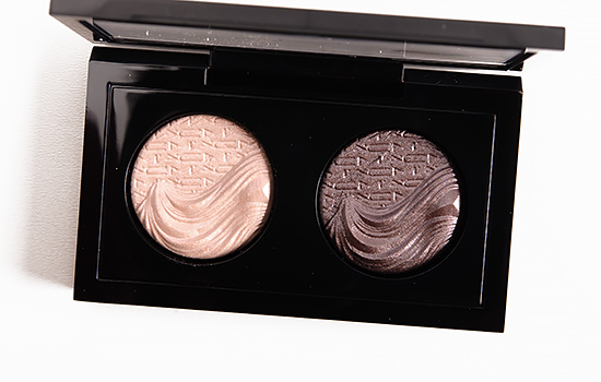 MAC Keepsakes/Brown Eye Bag