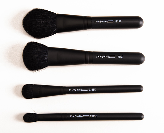 MAC Keepsakes/In Extra Dimension Brush Kit