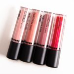 MAC Nude + Red Objects of Affection Lipglass Set