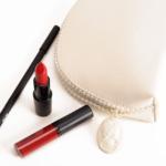 MAC Red Lip Keepsakes/Lip Bag
