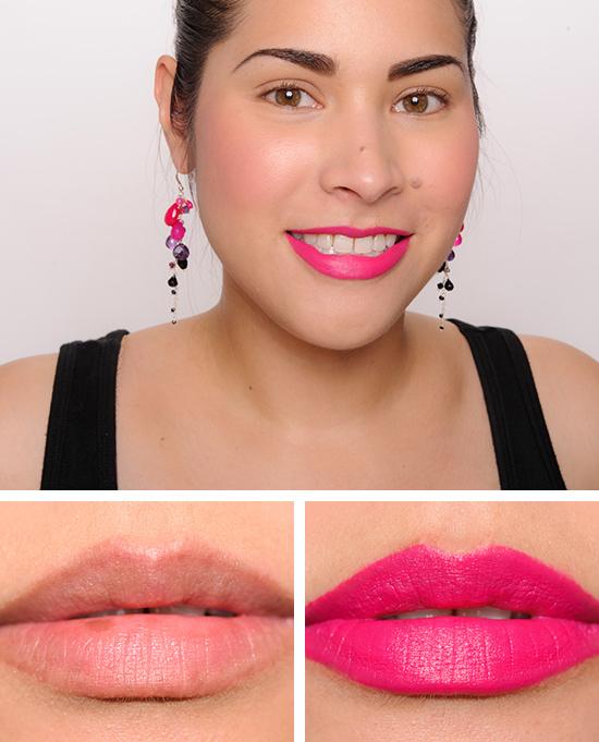 MAC No Faux Pas Lipstick