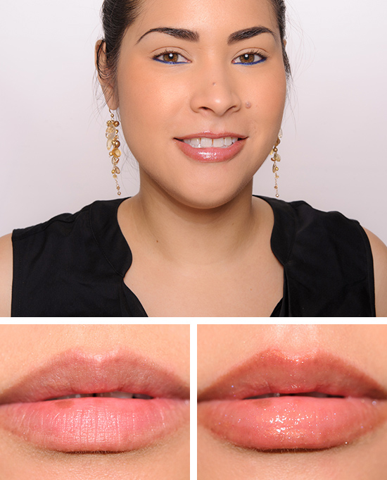 MAC Courtly Coral Cremesheen Glass