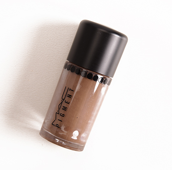 MAC Deep Brown Pigment