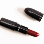 MAC Salon Rouge Lipstick