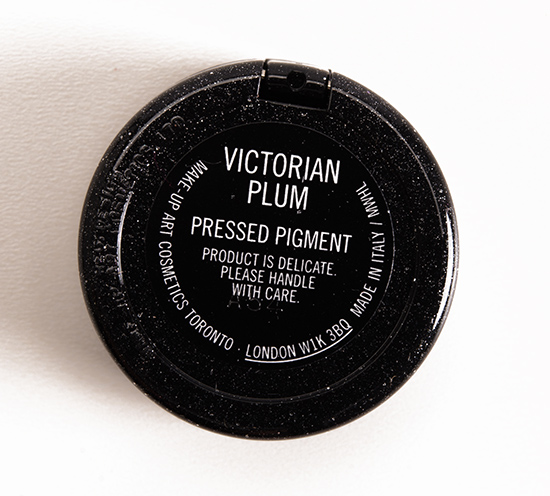 MAC Victorian Plum Pressed Pigment