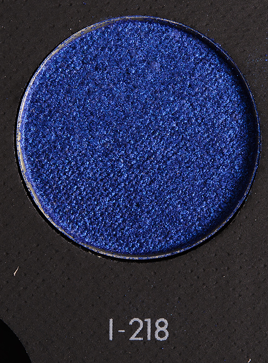 Make Up For Ever I218 Indigo Blue Eyeshadow
