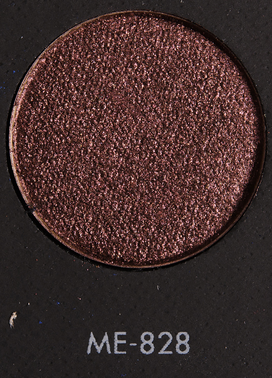 Make Up For Ever ME828 Garnet Black Eyeshadow