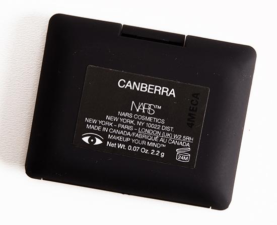 NARS Canberra Hardwired Eyeshadow