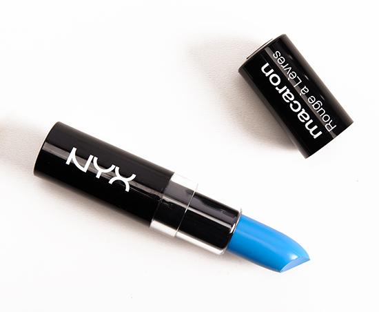NYX Blue Velvet Lippie