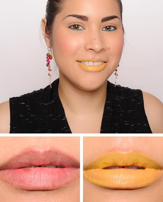 NYX Citron Macaron Lippie