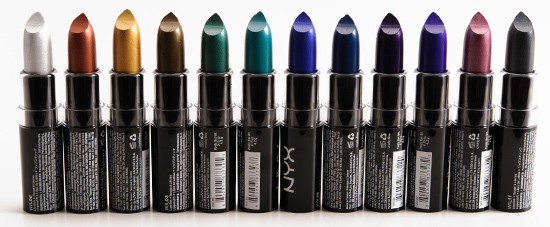 NYX Wicked Lippies