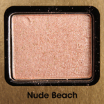 Too Faced Nude Beach Eyeshadow
