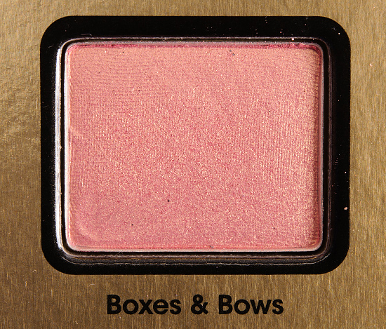 Too Faced Boxes & Bows Eyeshadow