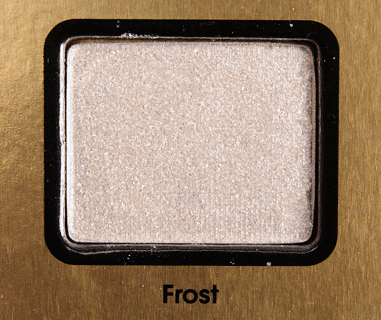 Too Faced Frost Eyeshadow