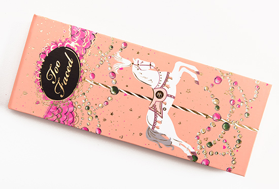 Too Faced La Belle Carousel