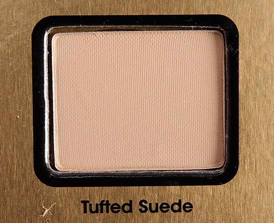 Too Faced Tufted Suede Eyeshadow